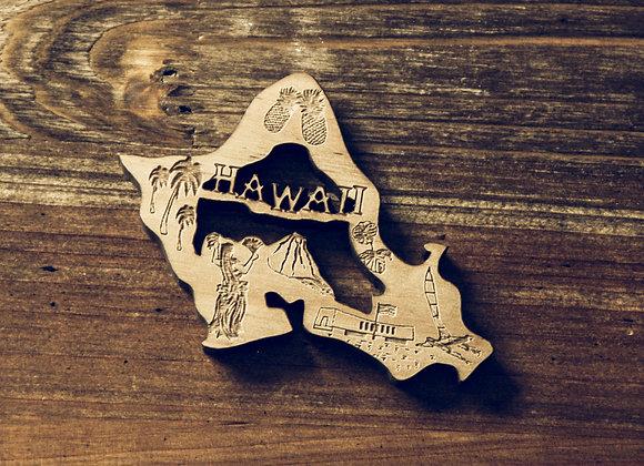 HAWAII MAGNETS