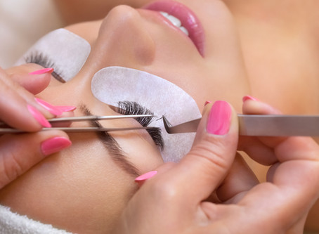 What to expect During your Lash Appointment.