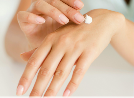 Aftercare tip: Skincare