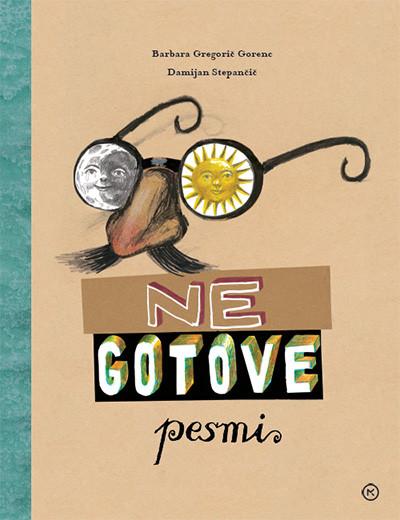 Barbara Gregorič Gorenc - Negotove pesmi