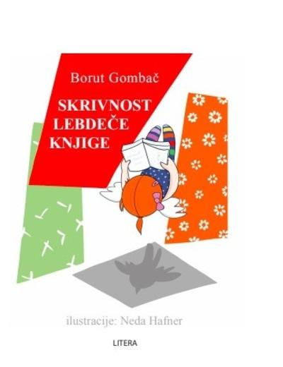 Borut Gombač - Skrivnost lebdeče knjige