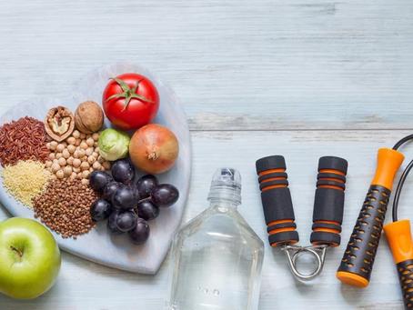 10+1 βασικοί κανόνες της υγιεινής διατροφής