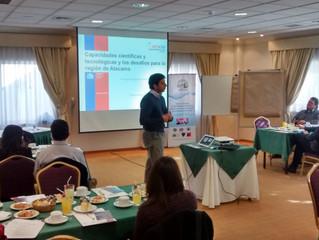 En la Región de Atacama Proyecto CONICYT-CEAZA-FIC: Buscan identificar capacidades científicas y tec
