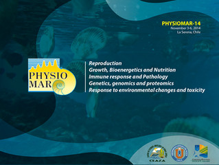 Physiomar-14 ( La Serena, Chile – November 3-6, 2014 )