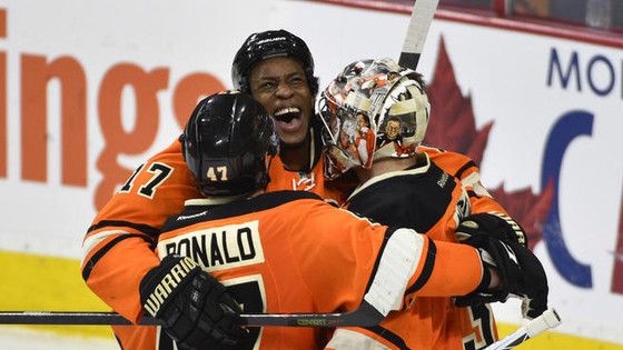 The Philadelphia Flyers Best Moments of the Decade: #10-6