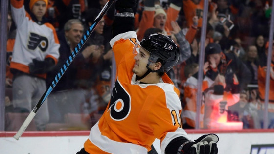 Flyers Sign Final RFA Travis Konecny to 6-Year Contract