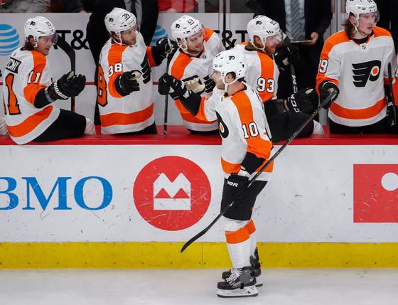 Flyers Fan Reaction (FFR1) Gm 74: PHI 3, CHI 1 - Carter Dagger