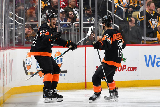 Flyers Fan Reaction (FFR1) Gm 25: PHI 4, PIT 2 - Shortie and Stollie