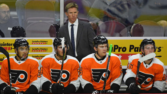 Breaking Down Final Cuts and Flyers Opening Night Roster