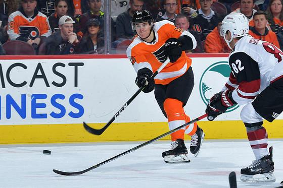 Flyers Sign RFA Aube-Kubel, Stewart to PTO