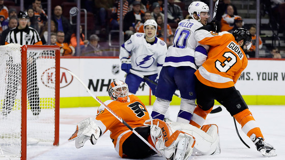 Flyers Fan Reaction (FFR1) Gm 60: TB 5, PHI 2 - Cold Bolt of Reality