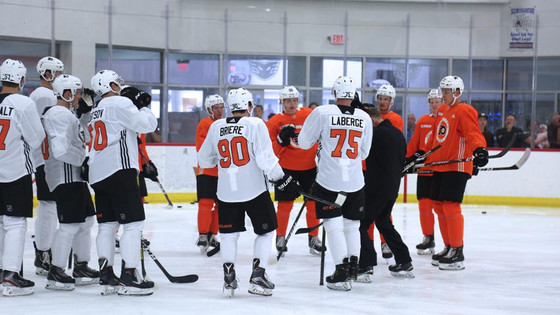 Quick Hits: Flyers Tender Offer Sheets, Schedule Announced, and More