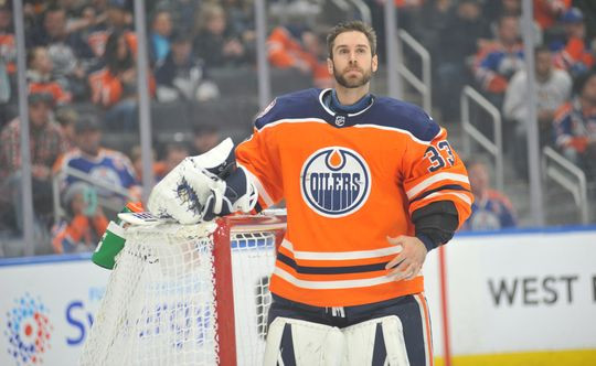 Flyers Acquire G Cam Talbot from Edmonton for Anthony Stolarz