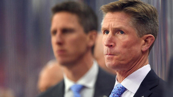 Flyers Fire Dave Hakstol, Name Scott Gordon Interim Coach