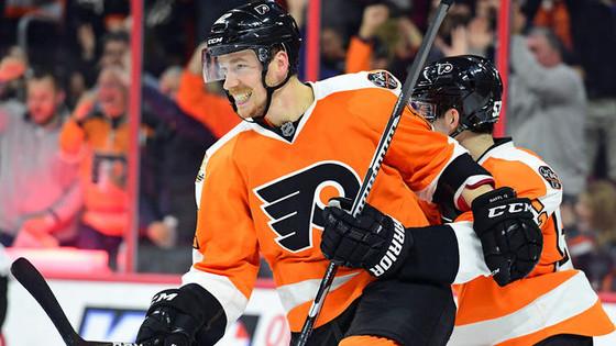 Breaking: Flyers Extend Michael Raffl, Sign Farabee to ELC