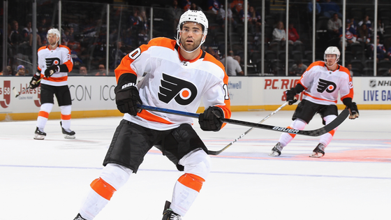 Flyers News: Andreoff Recalled for Vorobyev, Morin Tears ACL, Patrick Still Week-to-Week with Migrai