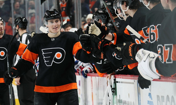 Flyers 2019-20 Midseason Prospect Pyramid: Tier 4-6