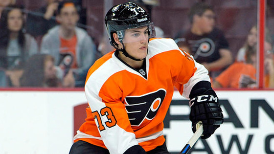 Flyers Demote Vorobyev, Call Up Aube-Kubel, Goulbourne in Wake of Knight Injury