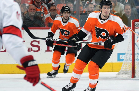 Black and Blueline: Gostisbehere, Braun Out Through All Star Break; Roster Changes in the Bottom-Six