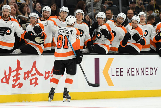 Breaking Down the Flyers Opening Day Roster