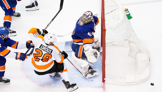 FFR2 Round 2, Game 4: PHI 2, NYI 3 - The End is NYI