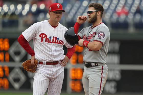 Bryce Harper Signs 13 Year, $330 Million Contract with Phillies
