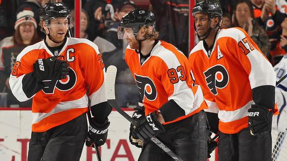 Philadelphia Flyers All-Decade Team