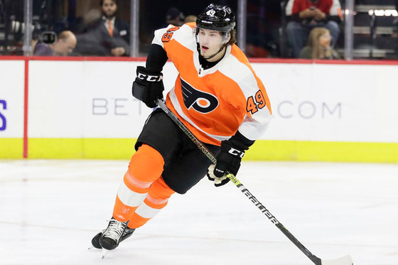 Breaking: Flyers Promote Farabee and Vorobyev, Demote Twarynski to AHL