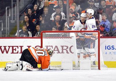 Flyers Fan Reaction (FFR1) Gm 11: NYI 6, PHI 1 - Rock Bottom