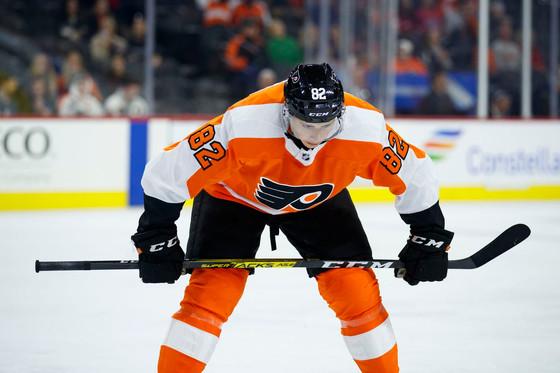 Flyers Demote Connor Bunnaman to AHL