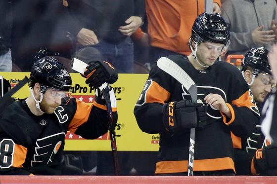 Flyers Fan Reaction (FFR1) Gm 79: NYR 3, PHI 0 - Georgies Christ