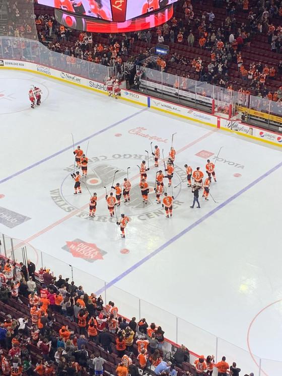 Flyers Fan Reaction (FFR1) Gm 82: CAR 4, PHI 3 - Thank U, Next