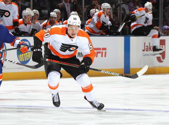 Flyers Send Down Rubtsov, Re-Call Vorobyev