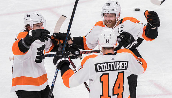 Flyers Fan Reaction (FFR1) Gm 15: PHI 5, ARI 2 - Calvin and Robs