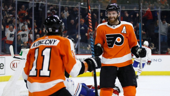 Sean Couturier Wins the 2019-20 Selke Trophy!