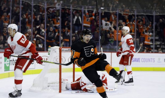 Flyers Fan Reaction (FFR1) Gm 58: DET 5, PHI 6 (OT) - Crisis AverTKed