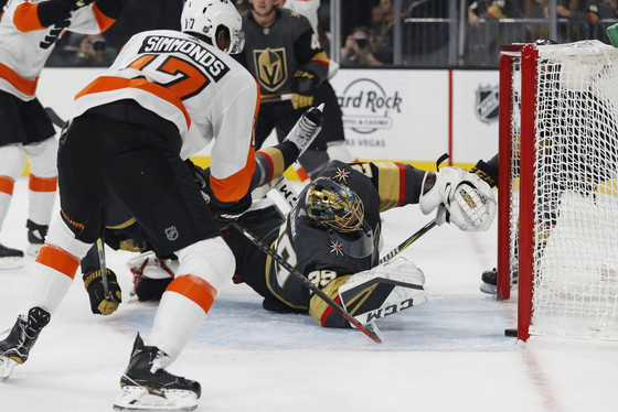 Flyers Fan Reaction (FFR1) Gm 1: PHI 5, VGK 2 - Oh What a Knight