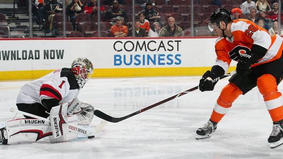 Flyers Fan Reaction (FFR1) Gm 19: NJ 3, PHI 0 - Pipe Dream