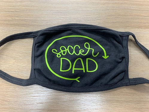 MASK - Soccer Dad