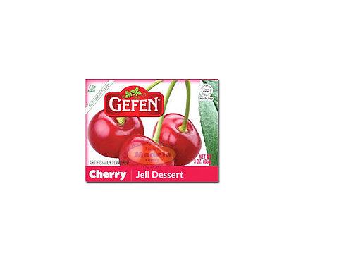 Gelatina Sabor Cherry