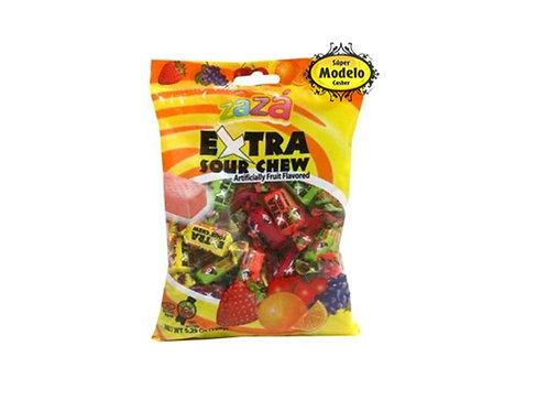 Caramelos Zaza Extra Sour Chew