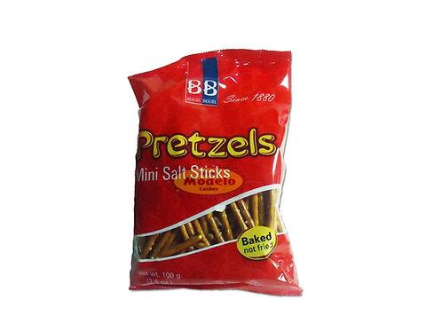 Pretzels Salteados x 200 gr