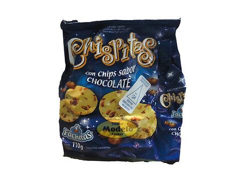Galletitas Chispitas Sabor Chocolate x 200 gr