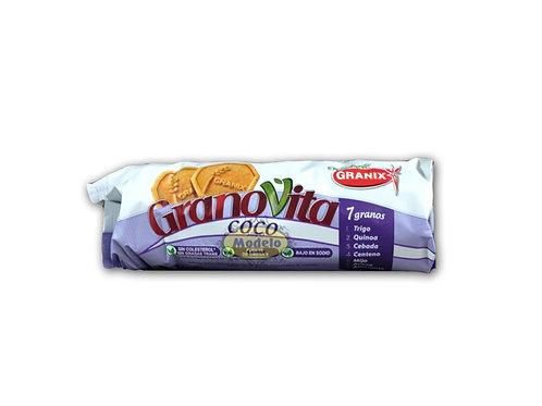 Galletitas Granova Sabor A Coco
