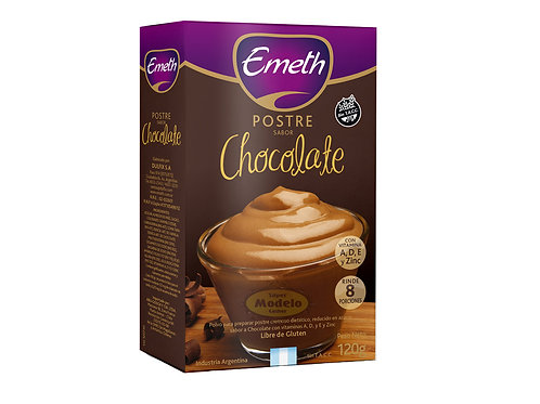 Postre Chocolate Emeth
