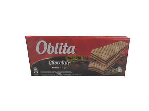 Oblea Sabor Chocolate x 100 gr  Oblita