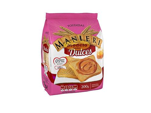 Tostadas Manieri Dulces
