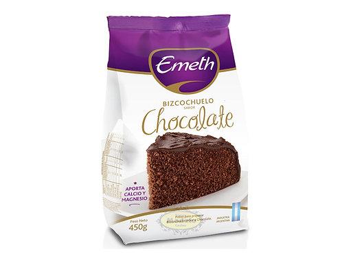Biscochuelo Sabor A Chocolate