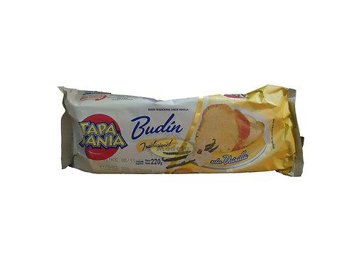 Budin De Vainilla Tapa Mania x 220 gr