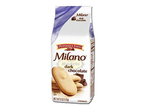 Galletitas Milano Dark Chocolate